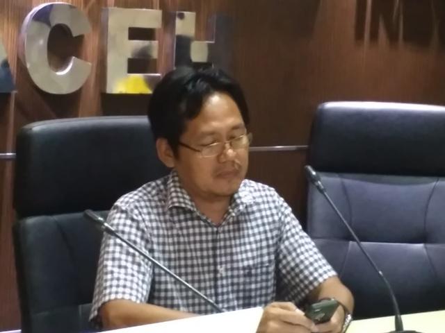 Aldin Pimpin PERCASI Aceh