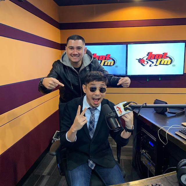 Mark Adam Ganti Shuib dan Shuk di Geng Pagi Hot.