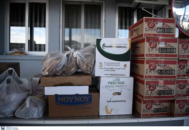 Θεσσαλονίκη: Πετούν τροφή χωρίς να το αντιλαμβάνονται τα ελληνικά νοικοκυριά – Το δείχνει έρευνα