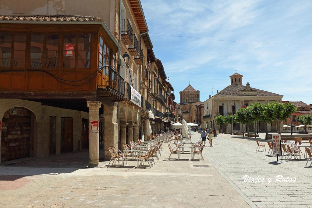 Plaza Mayor, Toro
