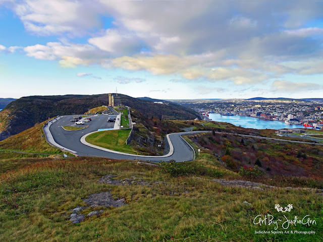 Cabot Tower Signal Hill Photography