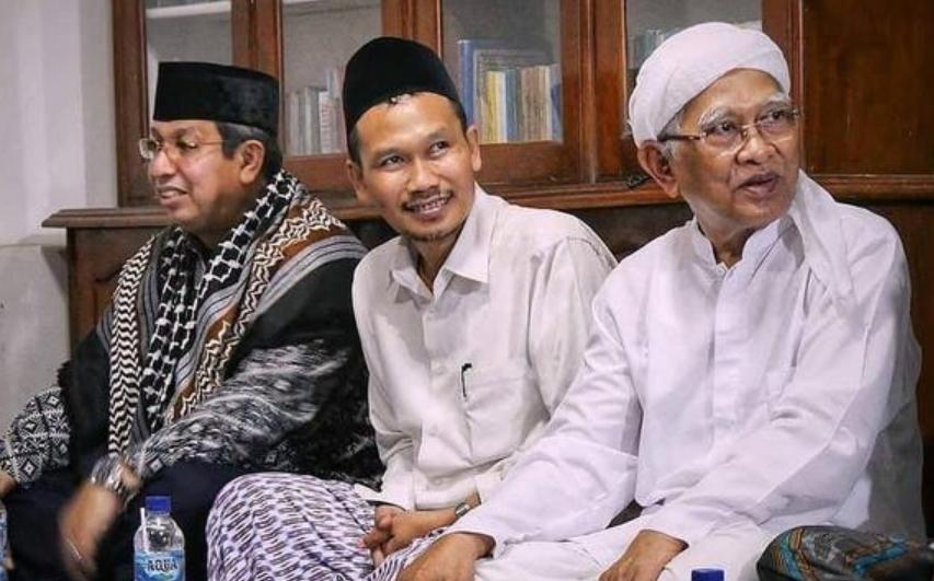 Gus Baha, Gus Mus dan Said Aqil al-Munawwar