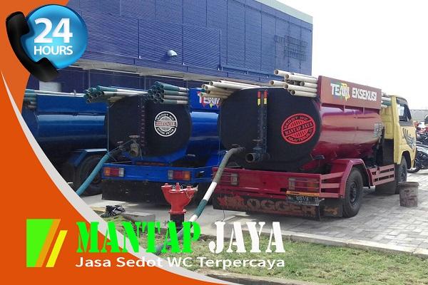 Layanan Jasa Sedot Tinja termurah di area Surabaya utara