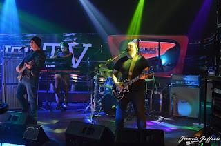 La Triple Nelsol. Rock uruguayo.