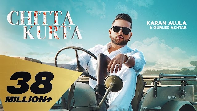 Chitta Kurta Lyrics - Karan Aujla | LYRICS HOTEL