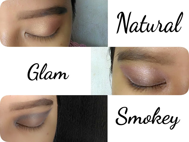 Eye look by BYS Nude Palette | www.annisaputri.com