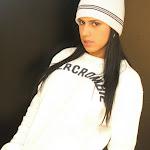 Andrea Rincon, Selena Spice Galeria 19: Buso Blanco y Jean Negro, Estilo Rapero Foto 16