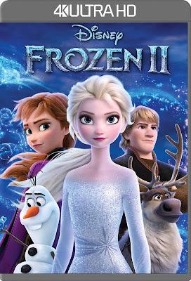 Frozen [2019] [UHD] [4K] [Latino]