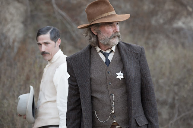 Bone Tomahawk S. Craig Zahler Screenshooter Kurt Russel Matthew Fox
