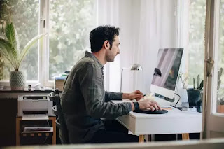 Video Conference work from home