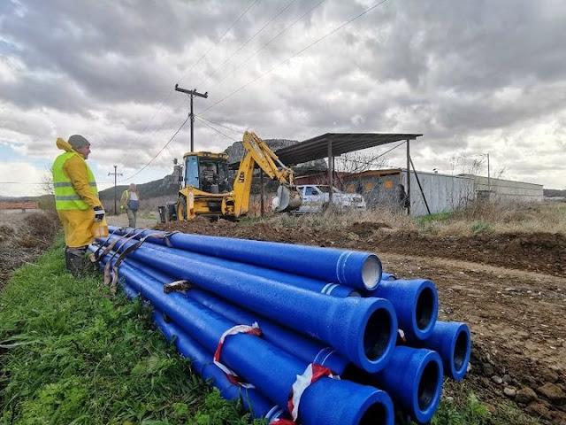 """Σε διαβούλευση η Μελέτη Περιβαλλοντικών Επιπτώσεων για το έργο  """"Δίκτυο ύδρευσης Δήμου Ναυπλιέων"""""""