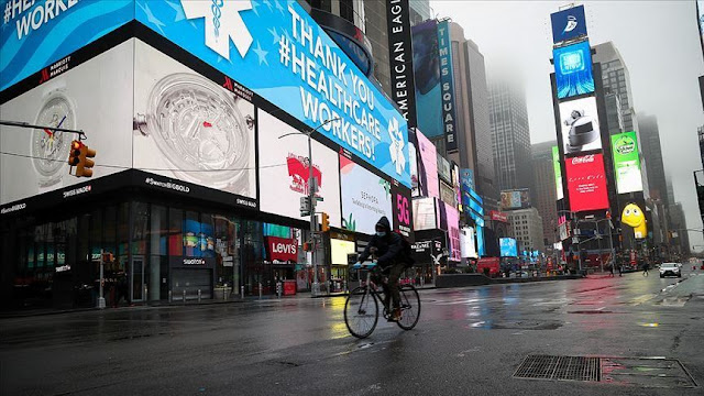 NEW YORK A TRAVERSÉ DES JOURS DIFFICILES SOUS CORONA