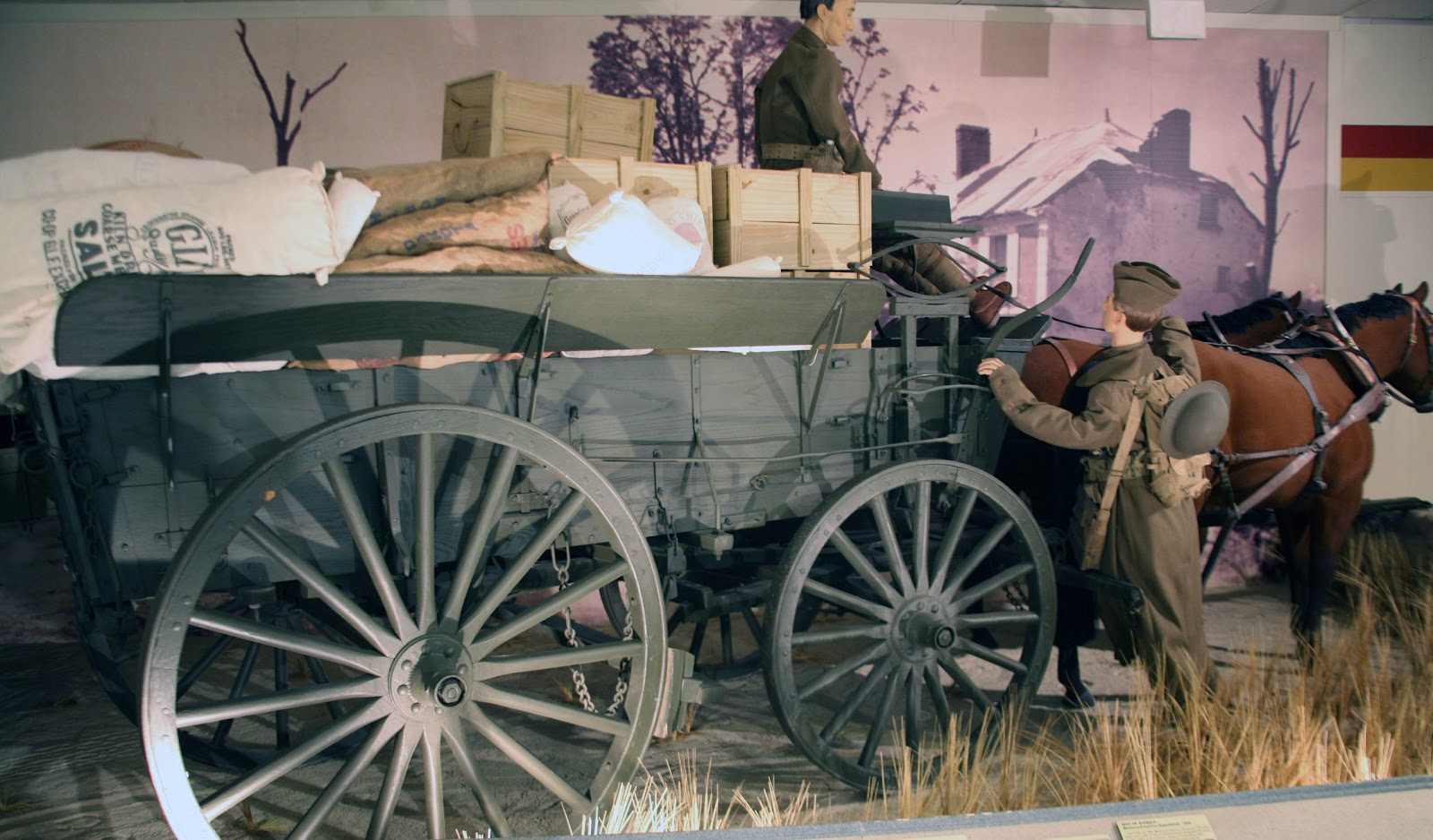 Civil War Sutler Wagons – Quotes of the Day