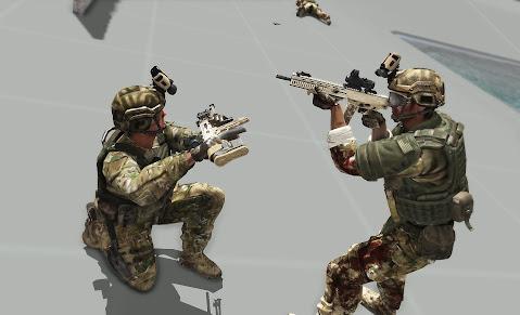 Arma3で格闘攻撃できるMOD