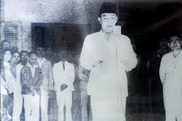 Naskah Pidato Lengkap Bung Karno saat Proklamasi Kemerdekaan Republik Indonesia 17 Agustus 1945