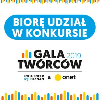 Influencer LIVE Poznań - konkurs Gala Twórców 2019
