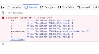 Uncaught TypeError: m[n] is undefined