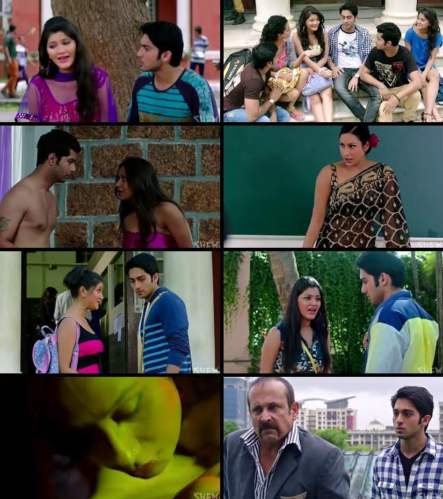 Miss Teacher 2016 Hindi 480p DVDRip