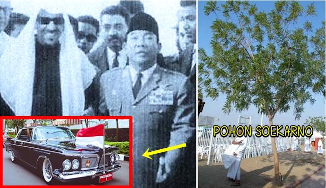 Bawa Bibit Pohon dari Indonesia Untuk Ditanam Di Arafah, Pulang Haji Sukarno Langsung Dihadiahi Mobil Mewah Ini