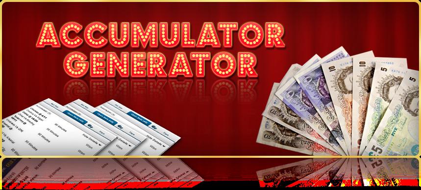 1.)Accumulator Generator