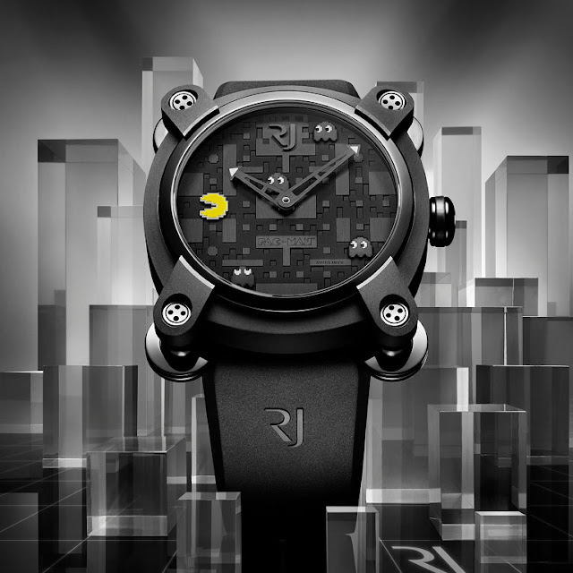 Romain Jerome RJ - Pac-Man Fever Watch solo