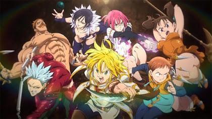 Nanatsu No Taizai 3 Todos os Episódios Online