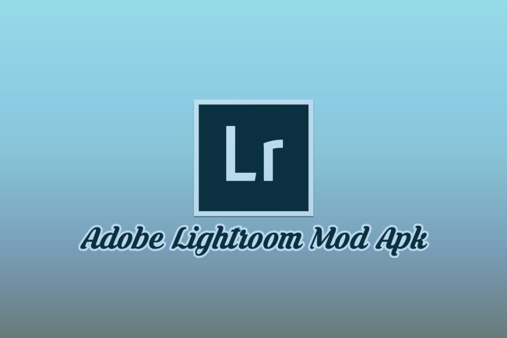 Adobe Lightroom Premium Mod Apk