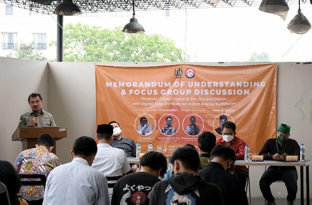 DPRD Jabar Ingatkan Pentingnya Gerakan Literasi Digital di Era Disrupsi