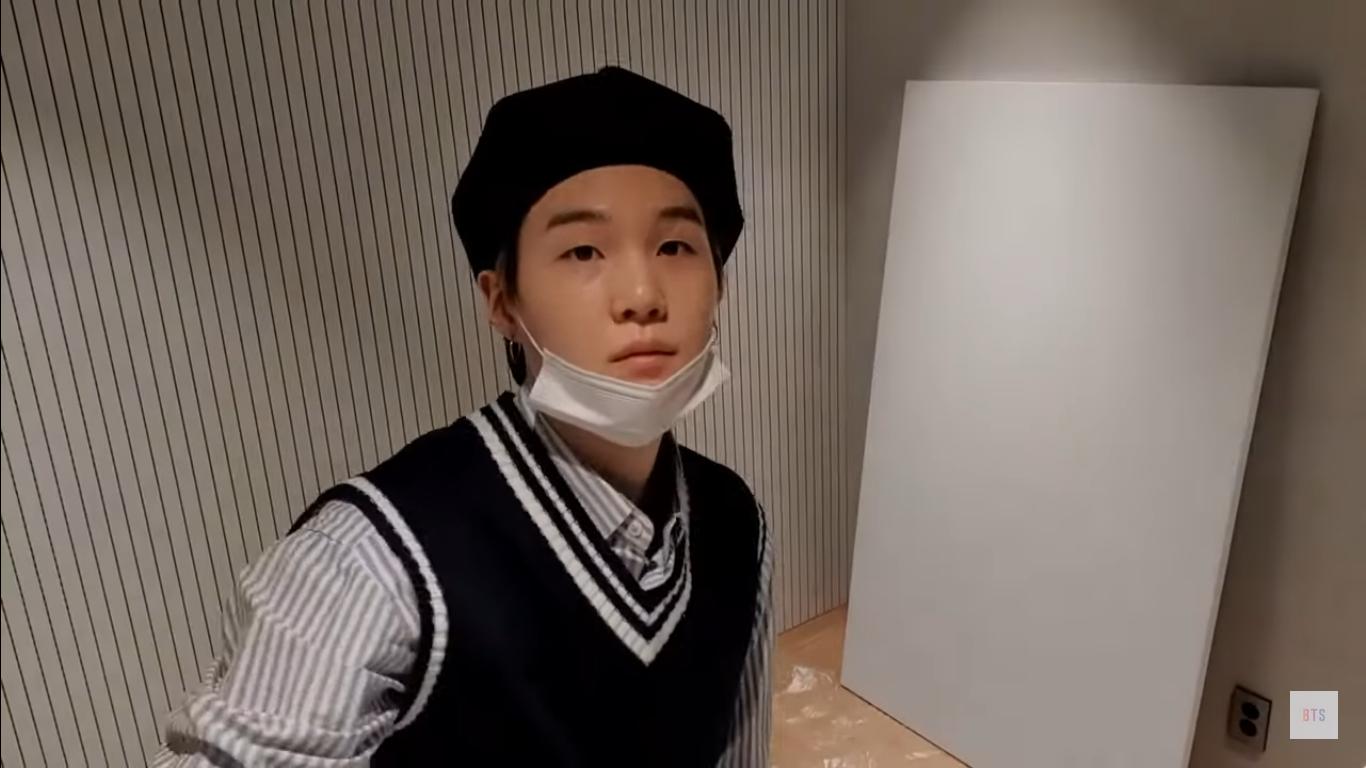 Suga Gives a Leak About BTS' Latest Album