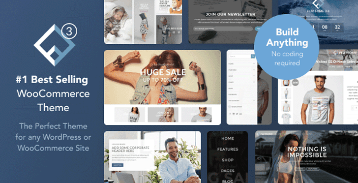 Flatsome 3.5.3 | Multi-Purpose Responsive WooCommerce Theme