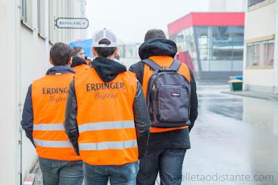 Tour cervejaria Erdinger, Munique