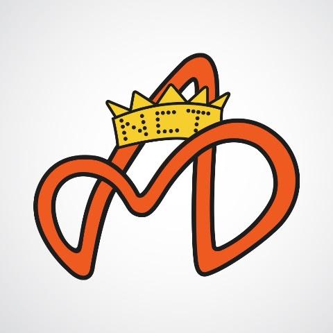Mẫu logo hình vương miện - Hình 4