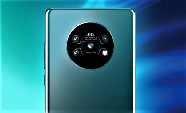 Huawei Mate 30 أول هاتف لشركة هواوي قد لا يأتي بتطبيقات غوغل
