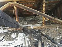 (ФОТО)Пожар в производственном помещении