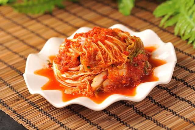 Spicy Shredded Cabbage recipe
