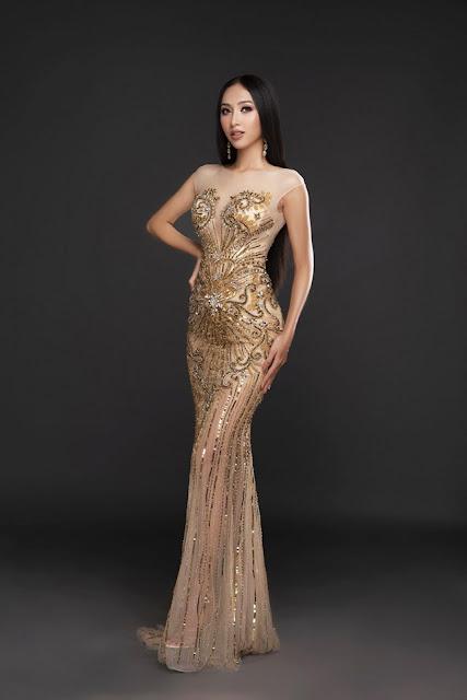 Thu Hiền đại diện Việt Nam chinh phục Hoa hậu Châu Á Thái Bình Dương 5
