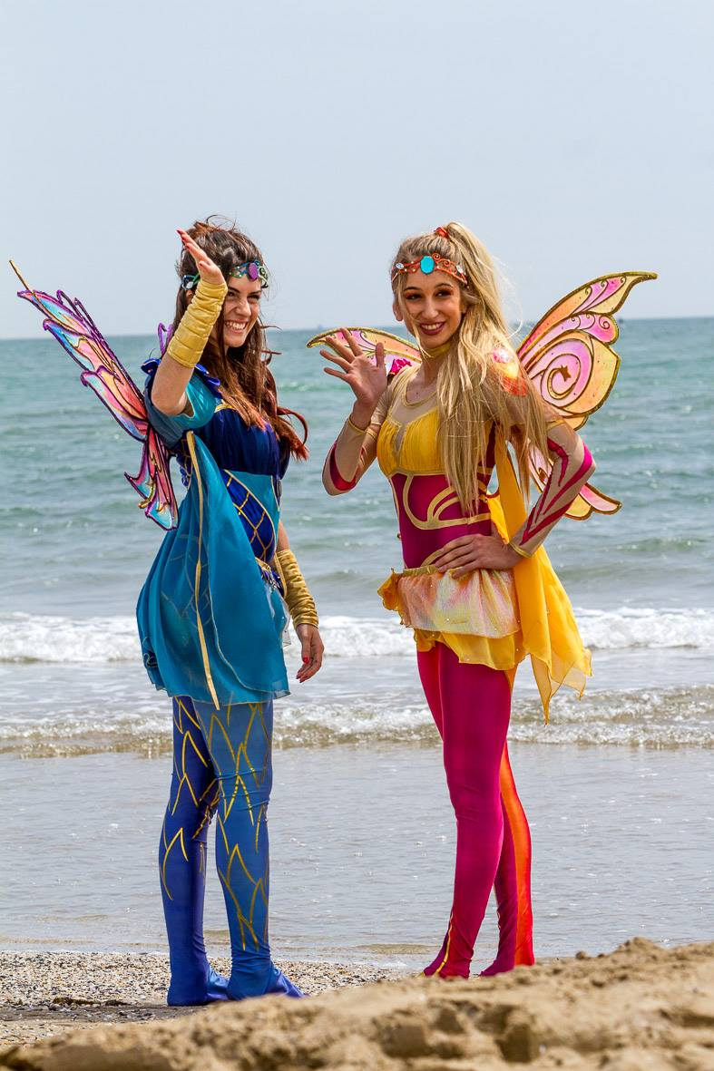 Official Winx Club Bloomix Cosplay - Winx Club All