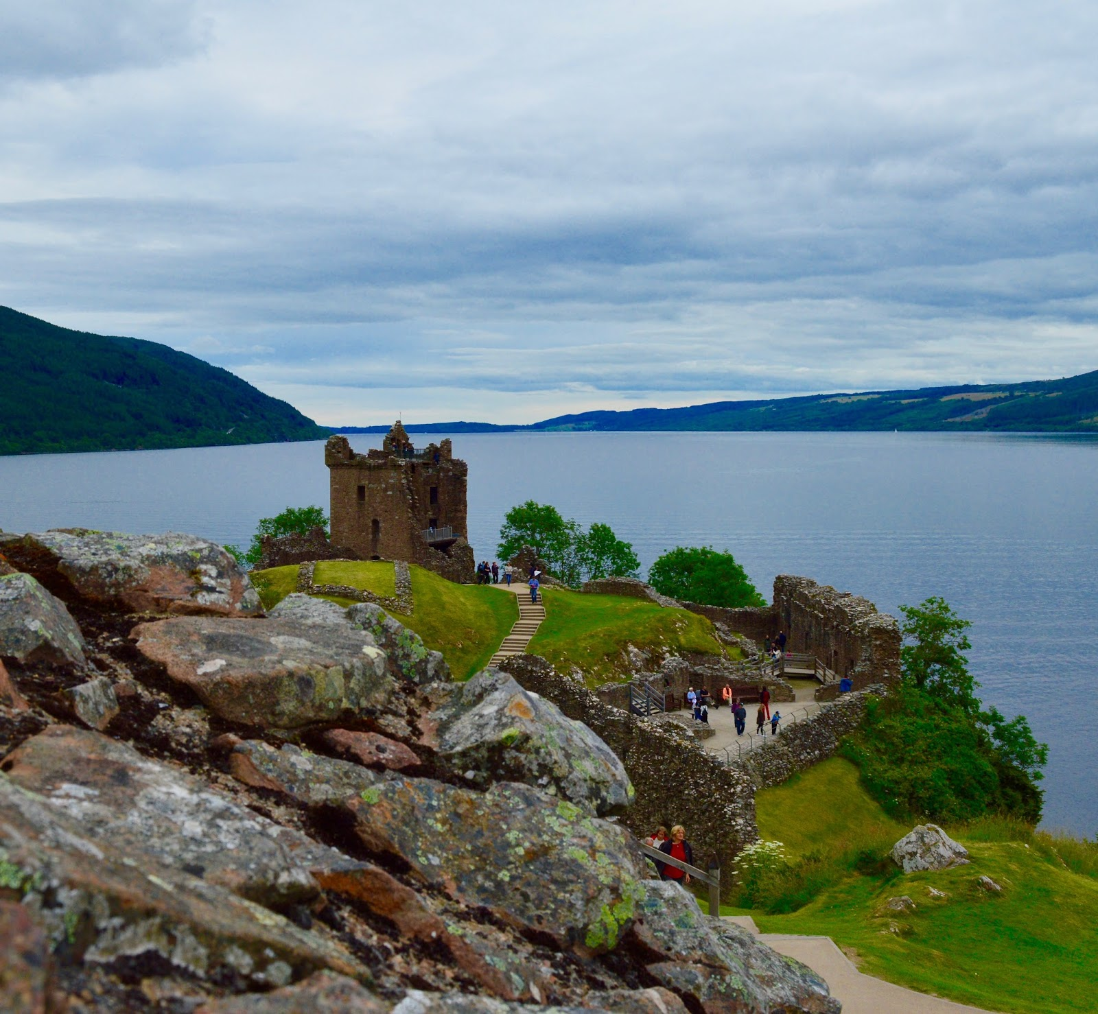 Urquhart Castle, Loch Ness | A Review