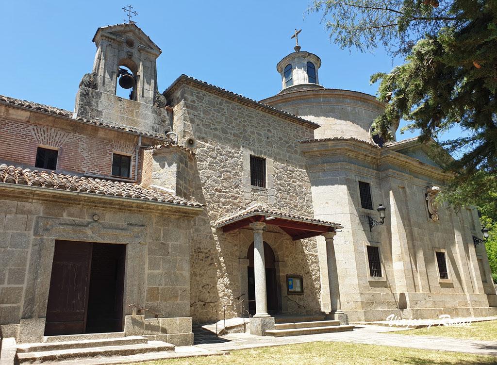 Monasterio de San Pedro de Alcántara