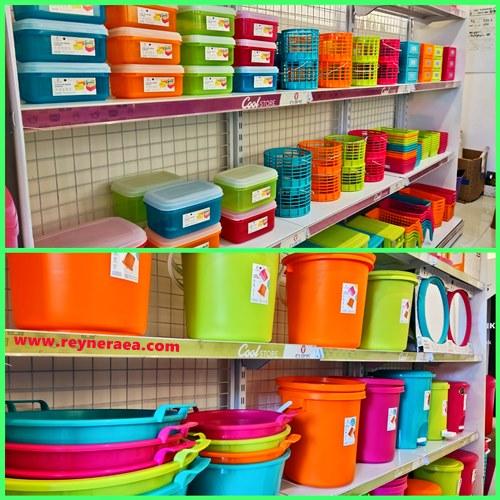 claris perlengkapan rumah tangga dari plastik