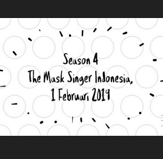 The mask singer indonesia season 4, buaya buntung, star syndrome, tahu gulat, pura pura ninja,