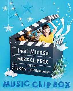 Minase Inori MUSIC CLIP BOX 2019 [Jaburanime]
