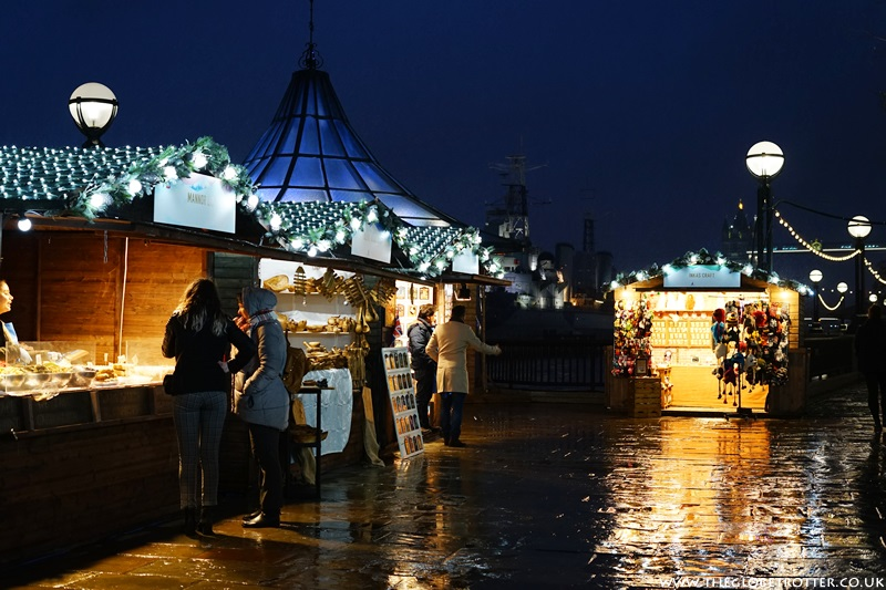 Christmas by the River - Christmas Market in London