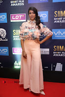 Actress Lakshmi Manchu Pos in Stylish Dress at SIIMA Short Film Awards 2017 .COM 0039.JPG