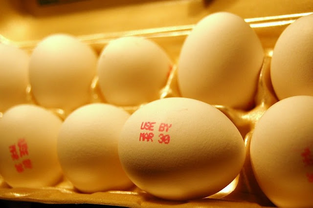 Caged Chickens and Hormones - Streed Food