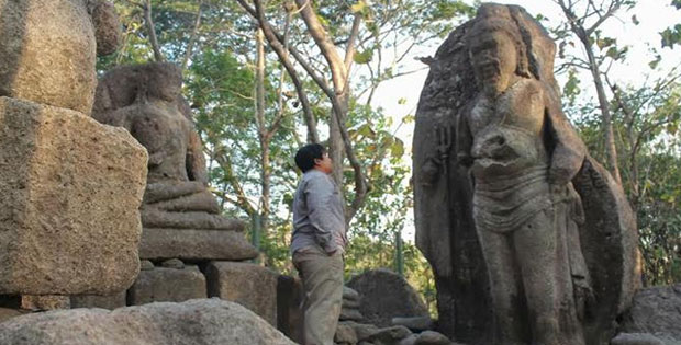 Peninggalan Arca Hindu di Indonesia