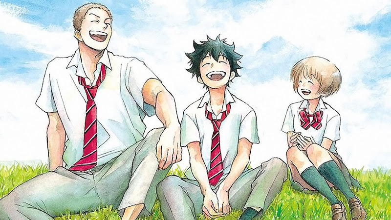 Manga Blue Flag Akan Tamat Bulan April Mendatang