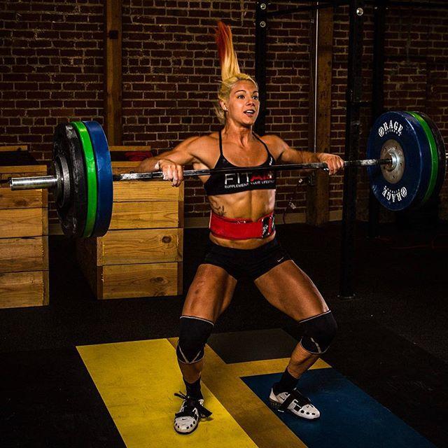 Fitness Model Nicole Capurso Instagram photos