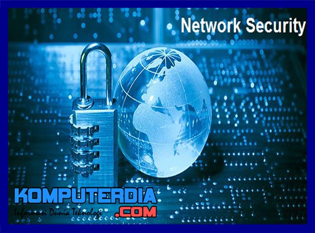 Keamanan jaringan komputer dan jenis serangan jaringan komputer