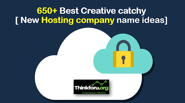 Cover Image of hosting business name idea, hosting company name suggestions, hosting company name,new , creative , unique catchy